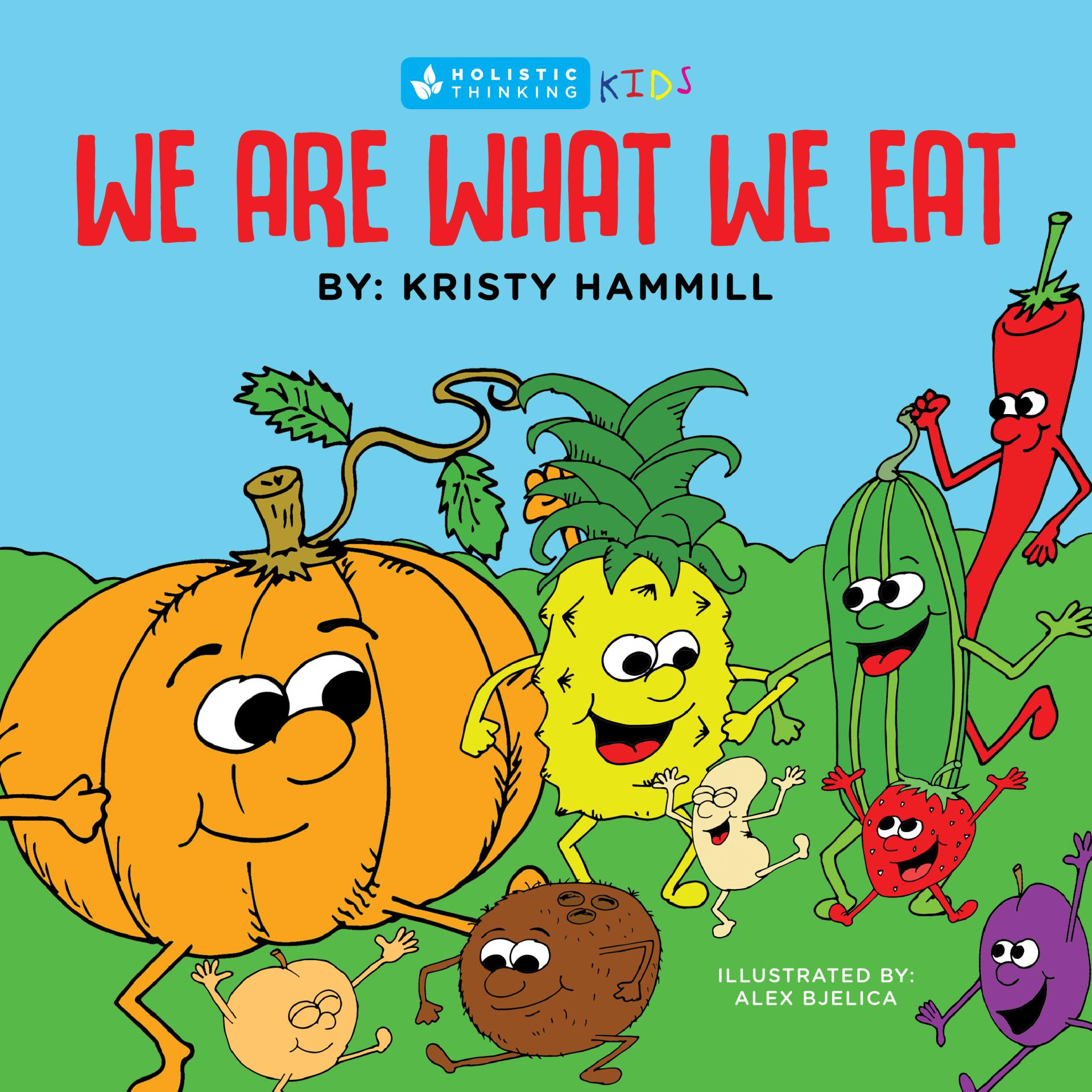 cover-image we are what we eat